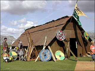 Homes - The Vikings for Kids and Teachers - Lesson Plans, Games ...
